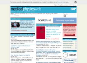 medicalphysicsweb.com