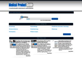medicalproductguide.com