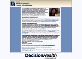 medicalspecialtycoding.com