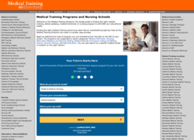 medicaltrainingdirectory.com