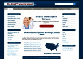 medicaltranscriptionist.org