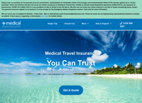 medicaltravelinsurance.co.uk