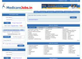 medicarejobs.in