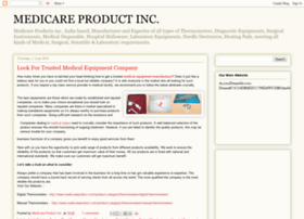 medicareproductinc.blogspot.in