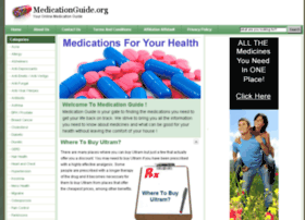 medicationguide.org