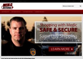 medicbatteries.com