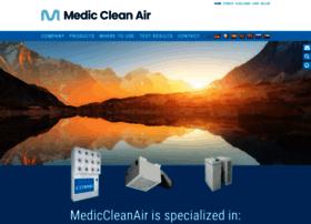 mediccleanair.com