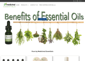 medicinalessentials.net