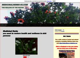 medicinalherbs-4u.com