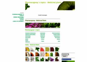 medicinalplants-pharmacognosy.com