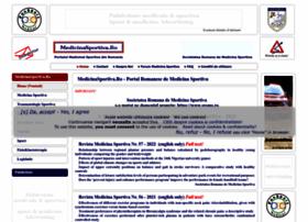 medicinasportiva.ro