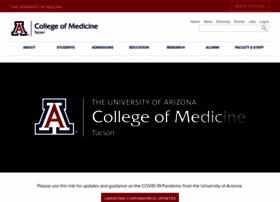 medicine.arizona.edu