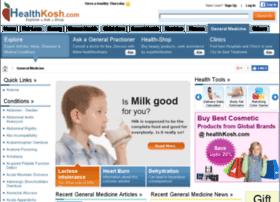 medicine.healthkosh.com
