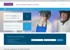 medicine.manchester.ac.uk