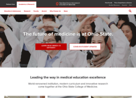 medicine.osu.edu