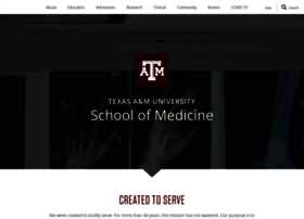 medicine.tamhsc.edu