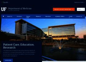 medicine.ufl.edu