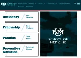 medicine.unm.edu