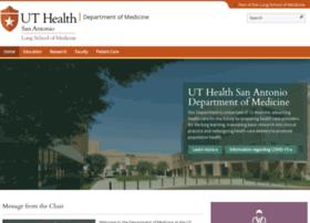 medicine.uthscsa.edu