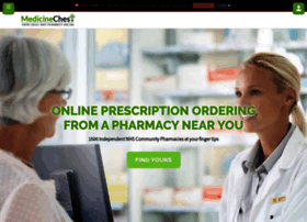 medicinechest.co.uk