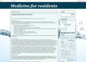 medicineforresidents.blogspot.de