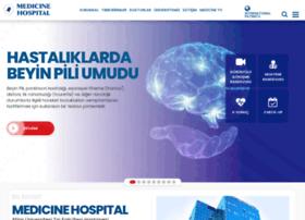 medicinehospital.com.tr