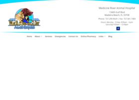 medicineriveranimalhospital.com