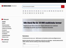 medicinskordbok.se