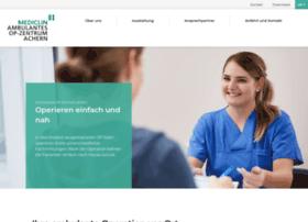 mediclin-fachaerzte-achern.de