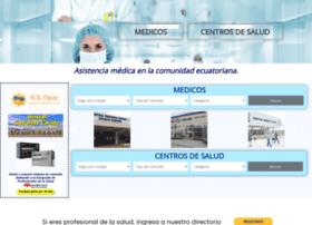 medicosdelecuador.com