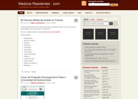 medicosresidentes.com