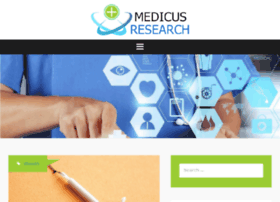 medicusresearch.com