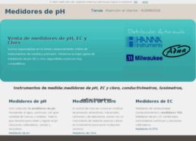 medidoresdeph.com