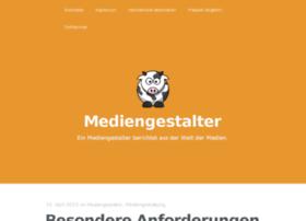 mediengestalter-weblog.de