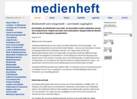 medienheft.ch