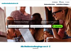 medienstudienfuehrer.de