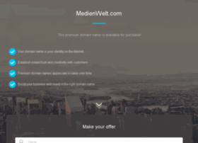 medienwelt.com