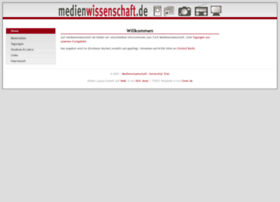 medienwissenschaft.de