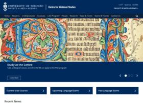 medieval.utoronto.ca