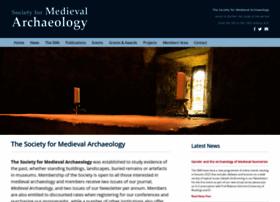 medievalarchaeology.co.uk