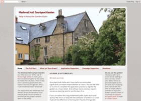 medievalhallcourtyardgarden.blogspot.co.uk