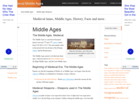 medievalmiddleages.com