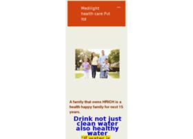 medilighthealthcare.net