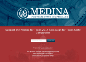 medinafortexas.com