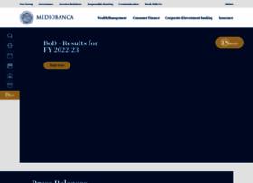 mediobanca.com