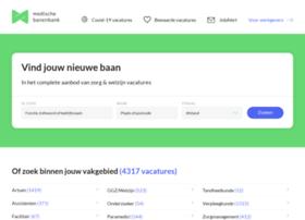 medischebanenbank.com