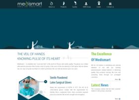 medismartglove.com