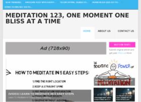 meditate123.com