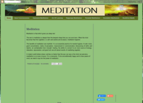 meditationconciousness.blogspot.in