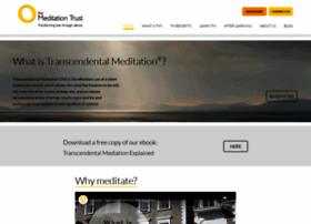 meditationtrust.com